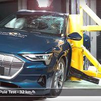 Euro NCAP estrella siete nuevos coches y todos se llevan la máxima nota, desde el Audi e-tron hasta el Mazda3