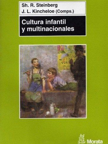 Cultura infantil y multinacionales, Ediciones Morata