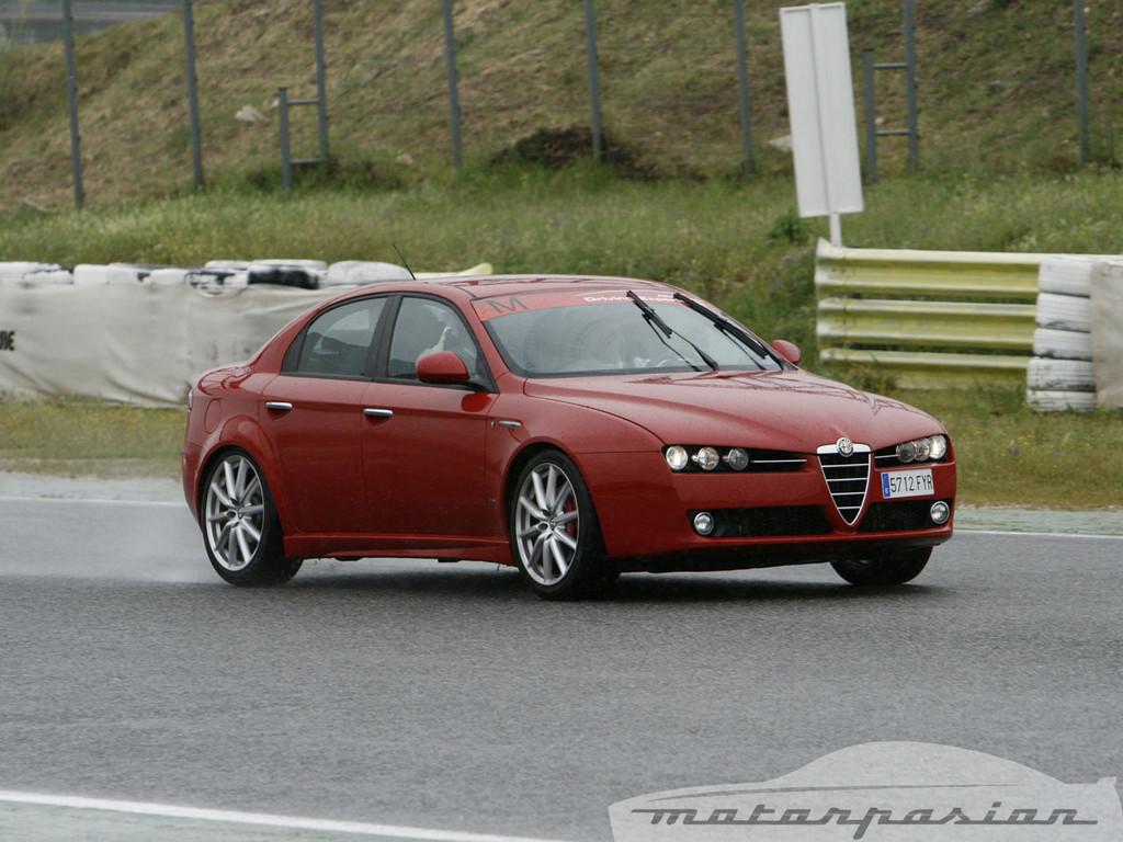 Foto de Alfa Romeo Driving Experience 2008 (Jarama) (21/40)