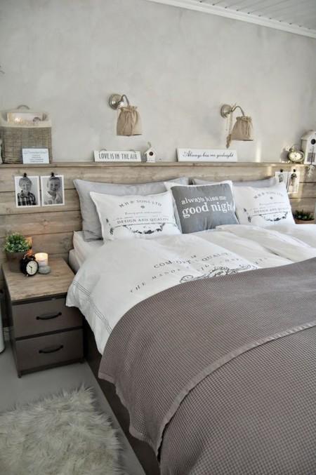 Dormitorio Palets