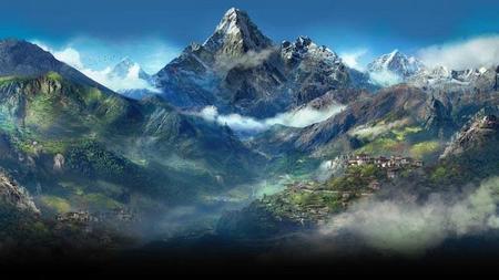 El mundo abierto de Far Cry 4 en su nuevo video