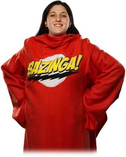 Navidad 2011: la batamanta de The Big Bang Theory con Bazinga!