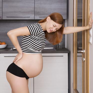 Cuando quieres que tu bebé nazca ya porque sientes que no puedes más