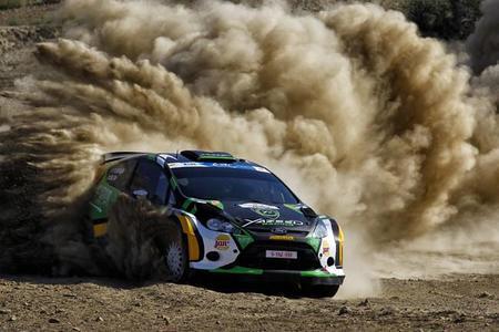 Yazeed Al-Rajhi se impone en el Rally de Chipre