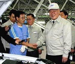 Los negocios sucios de Hyundai