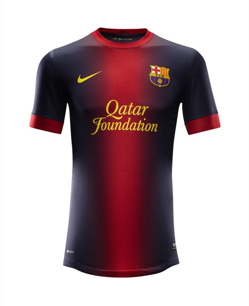 Foto de Equipación F.C. Barcelona 2012-2013 (10/15)