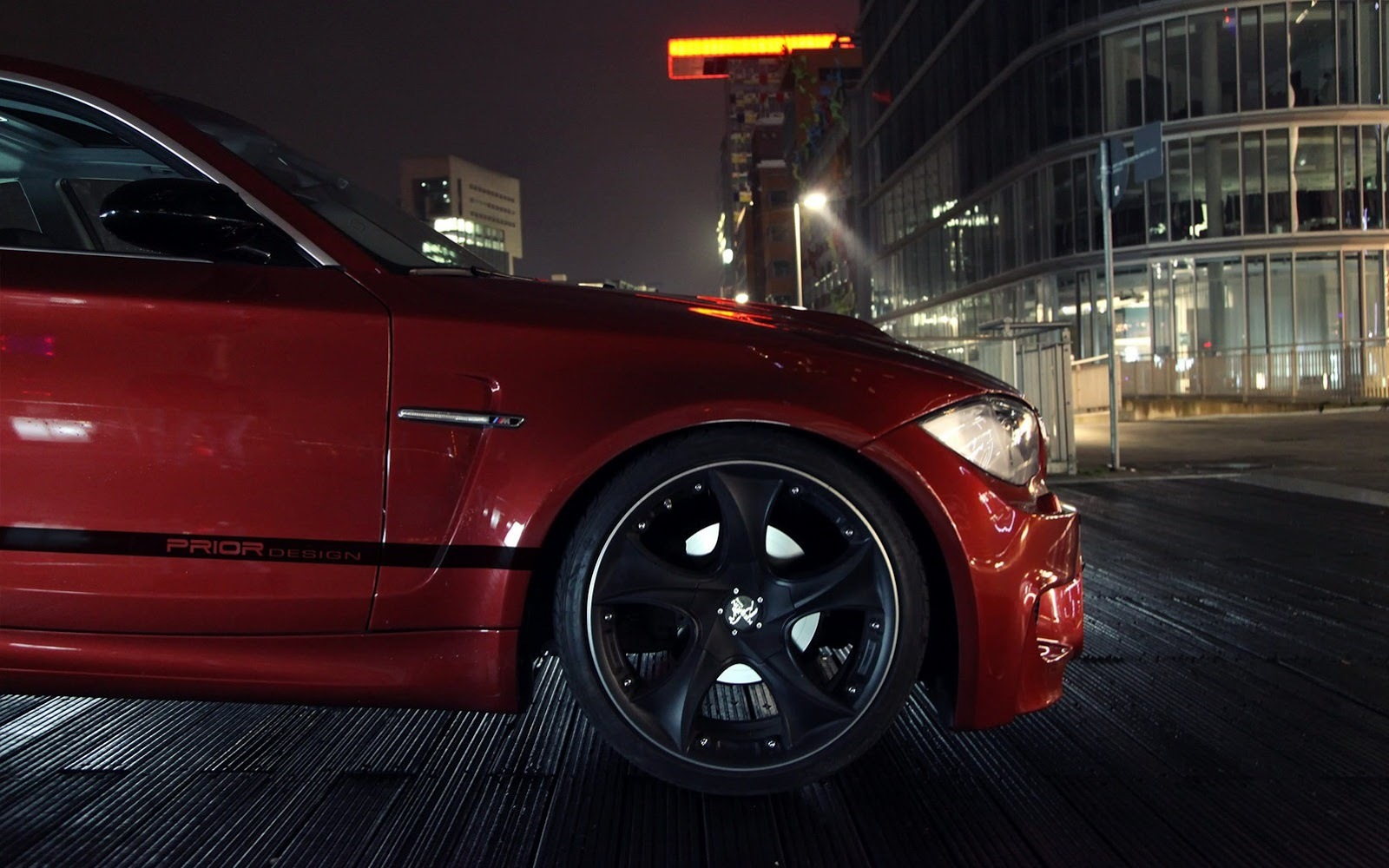 Foto de Prior Design BMW Serie 1 Coupé (9/27)