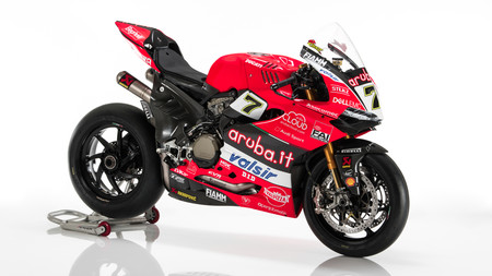 Ducati Panigale R Wsbk 2018 1