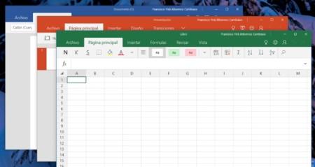Necesitaremos una suscripción de Office 365 para editar documentos en PCs de 10 pulgadas o más