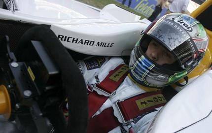 Lucas di Grassi también probará con Honda