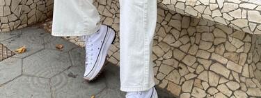 Converse, Vans, Adidas o Victoria...nueve zapatillas con plataforma para sumar altura y estilo a tus outfits