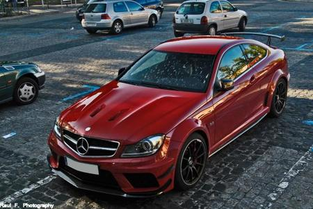 Mercedes C 63 AMG Coupé Black Series