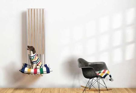 Slice, un radiador de diseño en el que te puedes sentar