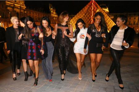 Kim Kardashian amigas