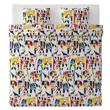 Ikea Coleccion Overallt 2019 Pe710681 Funda Nordica Almohada