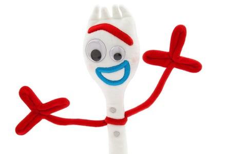 Disney retira los peluches de Forky, de 'Toy Story 4', por ser peligrosos para los niños
