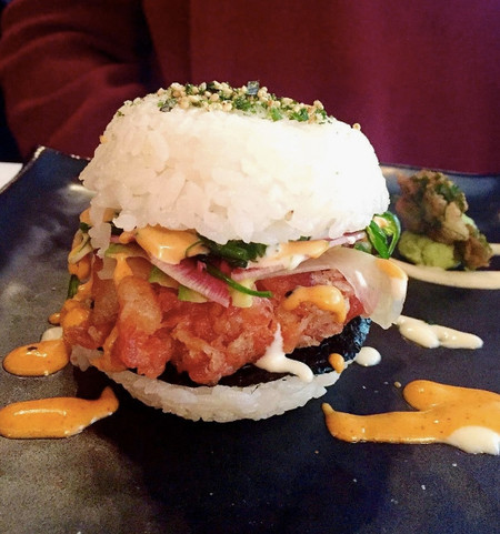 Sushi Burger 4