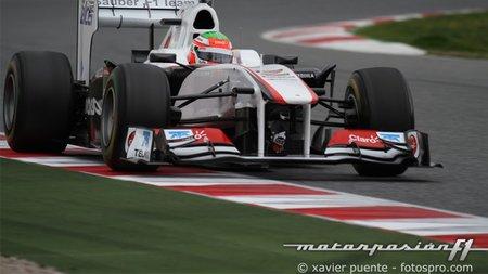 Previo Fórmula 1: Sauber, más joven y más rico
