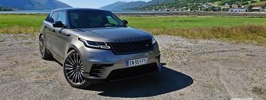 Probamos el Range Rover Velar, o cuando efectividad offroad y tecnología punta se fusionan en un SUV