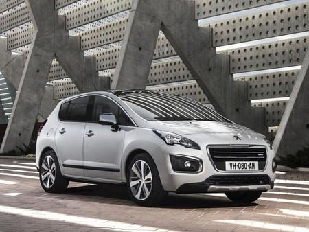 Peugeot 3008 - 2014