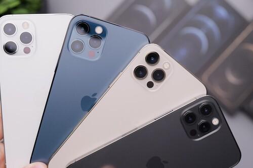 Samsung y LG comienzan a fabricar las pantallas que veremos en los nuevos iPhone 13, según The Elec