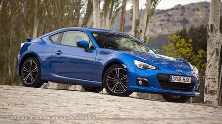 Subaru BRZ, presentación y prueba en Madrid (parte 1)