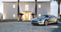 Aston Martin registra nombres para el sucesor del DB9