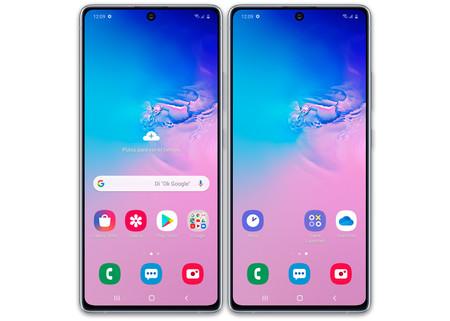 Samsung Galaxy S10 Lite S10 Software Escritorio Fabrica