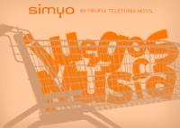 Novedades Simyo: Mensajes premium y tienda de contenidos para el móvil