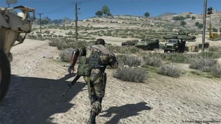 Dos misiones en vídeo para comprobar cómo luce 'Metal Gear Solid 5' en Xbox One