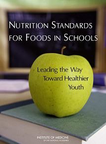 Estándares de nutrición para los alimentos de las escuelas