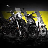 Nace Motron: así es la nueva marca de motos low cost hermanada con Brixton y Malaguti