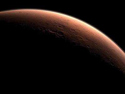 Marte tiene cola: es invisible, pero es única en el sistema solar y participa en la pérdida atmosférica del planeta