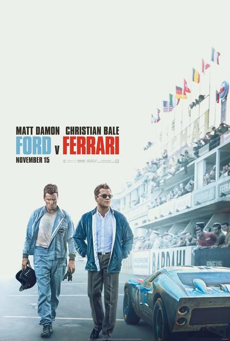 Ford V Ferrari Le Mans 66