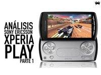 Sony Ericsson Xperia Play, análisis. Parte 1