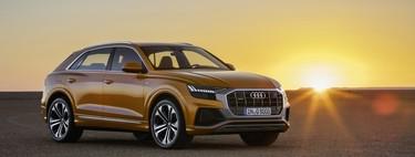 Microhibridación y mucha tecnología para el Audi Q8: el SUV insignia de los cuatro aros