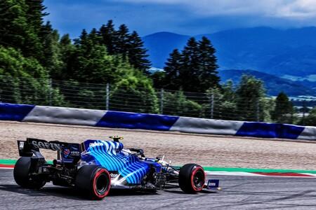 Latifi Estiria F1 2021