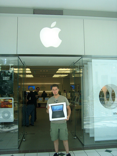 Primeras imágenes del nuevo MacBook
