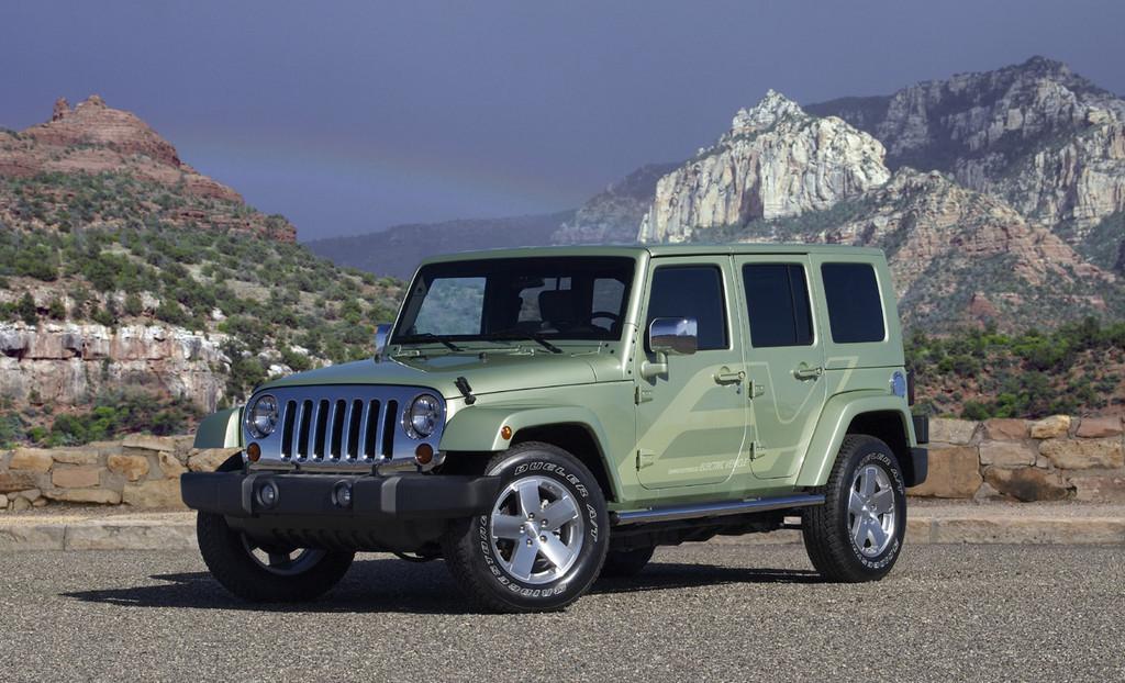 Foto de Jeep Wrangler Unlimited EV (1/7)