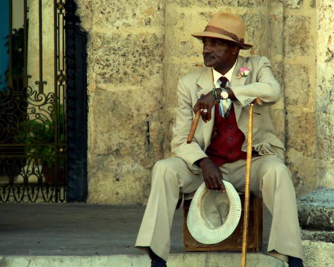 Hombre cubano