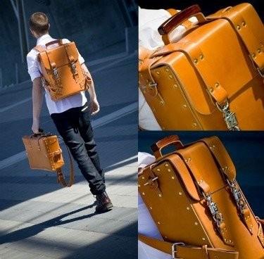 Un nuevo concepto de mochila