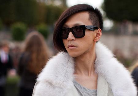 El blogger chino, Han Huo Huo, catapultado a la categoría de fashion influencer