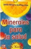 Minerales para la salud