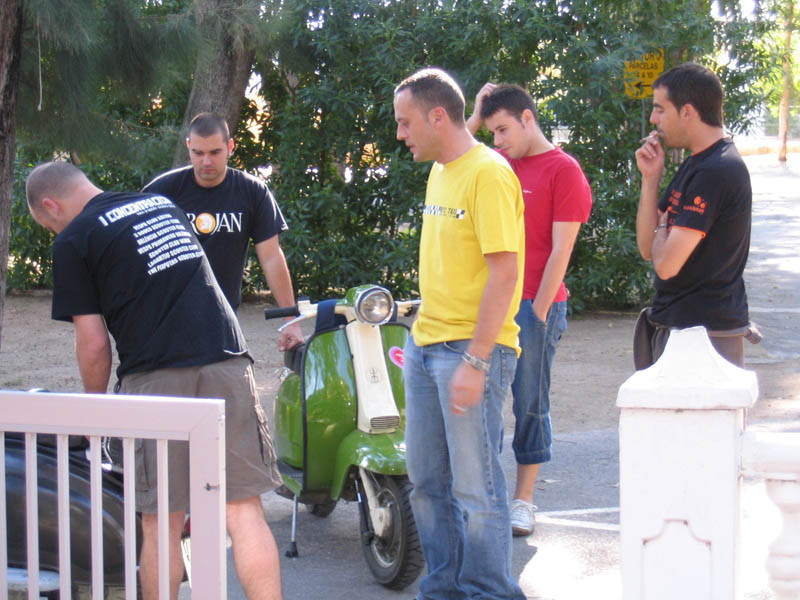 Foto de VI Denia Scooter Rally (10/26)