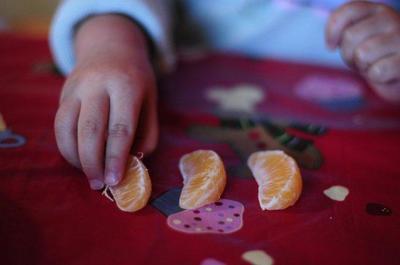 El consumo de fibra en la alimentación infantil