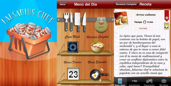 Aplicaciones gastronómicas - 4