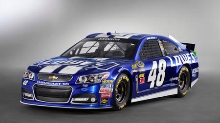 Chevrolet presenta su SS para la NASCAR