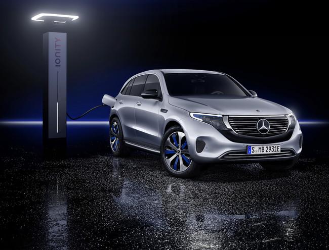 Mercedes-Benz EQC: el primer eléctrico de Mercedes es un SUV de doble motor y hasta 450 kilómetros de autonomía