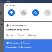 Android Q tiene un grabador de pantalla escondido: así funciona