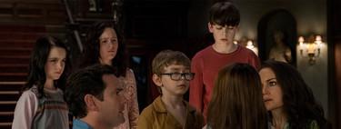 Así se rodó 'Dos tormentas': el increíble capítulo de 'La maldición de Hill House' compuesto por cinco planos secuencia